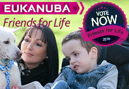 Eukanuba Friends For Life hero award
