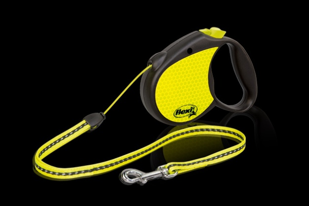 Flexi's Neon Cord Leash