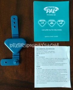 Details Pet Activity Link (PAL) Unboxing Box Contents