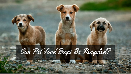Can Pet Food Bags Be Recycled