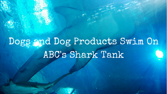 Dogs and Dog Products Are The Stars on ABC's Shark Tank