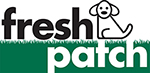 fresh patch grass delivery service logo