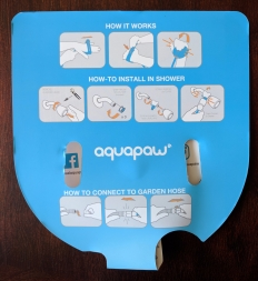 AquaPaw Installation Instructions