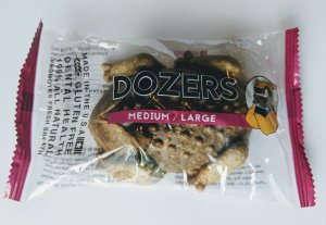 Dozers Dental Chews